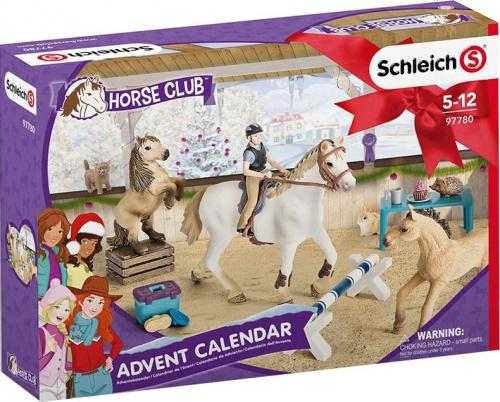 Figurka Schleich Kalendarz adwentowy Horse Club 2018 (SLH 97780)