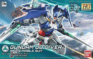1/144 HGBD Gundam III 00 Diver