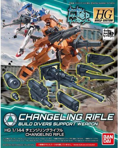 Act HG 1/144 Changeling Rifle