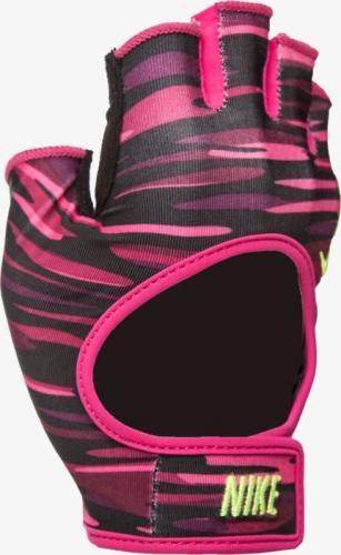 Nike Rękawiczki damskie Women's Fit Training Gloves różowe r. S