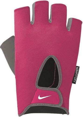 Nike Rękawiczki  damskie Women's Fundamental Fitness Gloves różowe r . XS