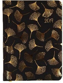 Albi Kalendarz kieszonkowy 2019 Złoty Miłorząb ALBI