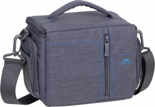 Torba RivaCase 7502 Camera bag grey
