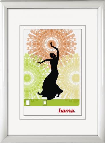 Ramka Hama Ramka na zdjęcie Madrid 21x29.7 biała (66694)