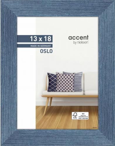 Ramka Nielsen Design Accent Oslo, 13x18, drewniana (299292)