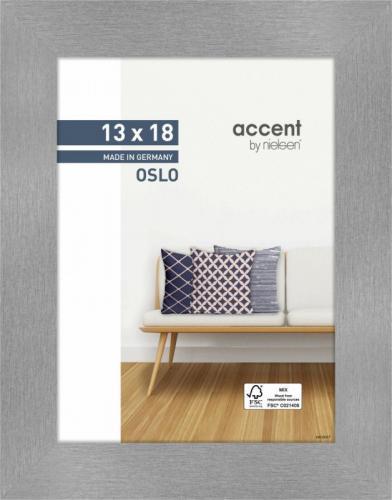 Ramka Nielsen Design Accent Oslo, 13x18, drewniana (299275)