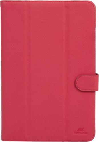 Etui do tabletu RivaCase red PU leather (3134)