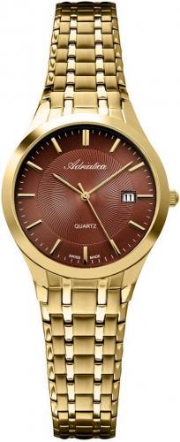 Zegarek Adriatica Klasyczny Szafirowe szkło (A3136.111GQ)