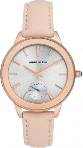 Zegarek Anne Klein Rose Gold (AK/2980RGLP)