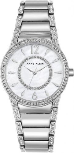 Zegarek Anne Klein Swarovski Silver (AK/2831MPSV)