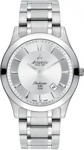 Zegarek Atlantic Seahunter Szafirowe szkło (71365.41.21)