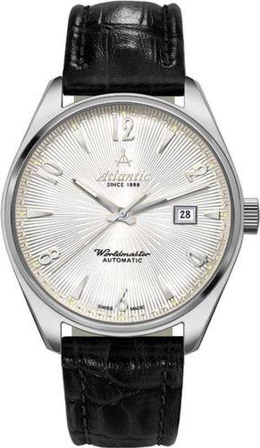 Zegarek Atlantic Męski Worldmaster 51752.41.25S Automatyczny czarny