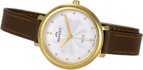 Zegarek Bisset Damski klasyczny BSAE82 GISX 03BX