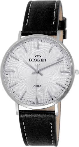Zegarek Bisset Zegarek Bisset Aston Slim BSCE75 SISX 03BX Klasyczny