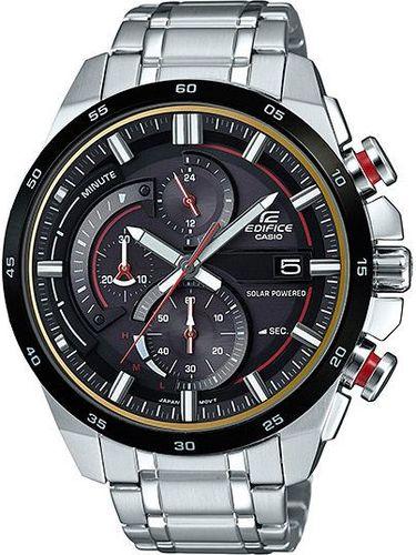 Zegarek Casio EQS-600DB-1A4 Edifice męski srebrny