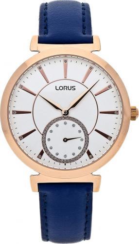Zegarek Lorus  RN418AX7 Rose Gold Cyrkonie