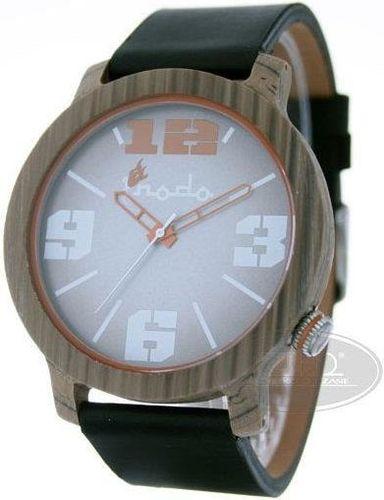 Zegarek Nodo Męski N1411 Octan czarny