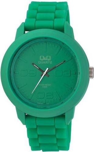 Zegarek Q&Q VR08-004 Fashion damski zielony