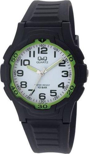 Zegarek Q&Q  VP84-007 czarny