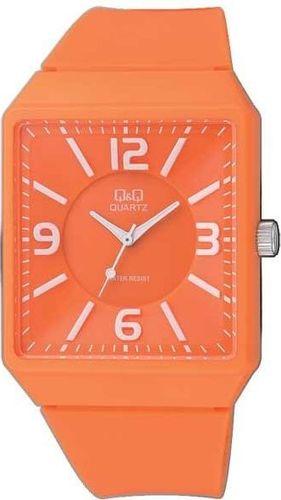 Zegarek Q&Q VR30-005 Fashion pomarańczowy