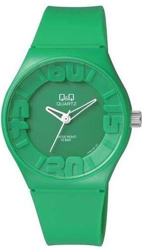 Zegarek Q&Q Uniseks VR36-008 Fashion zielony