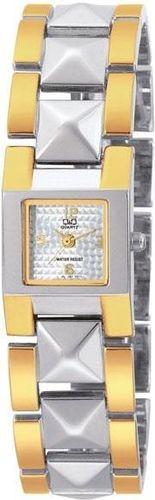 Zegarek Q&Q Damski Biżuteryjny F289-404 srebrny