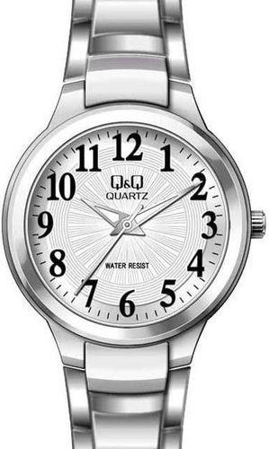Zegarek Q&Q  F499-204 Srebrny