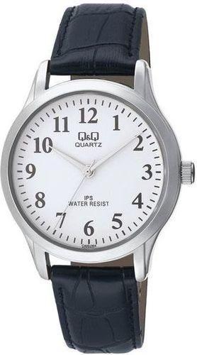 Zegarek Q&Q C168-304 klasyczny męski czarny