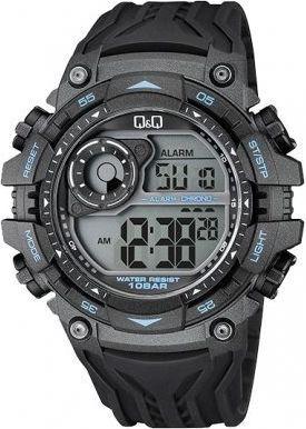 Zegarek Q&Q Męski  M157-003 Dual Time
