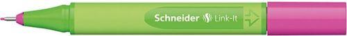 Schneider CIENKOPIS LINK-IT SCHNEIDER 0,4MM RÓŻOWY