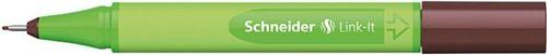 Schneider CIENKOPIS LINK-IT SCHNEIDER 0,4MM BRĄZOWY