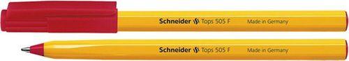 Schneider Długopis Tops 505F czerwony