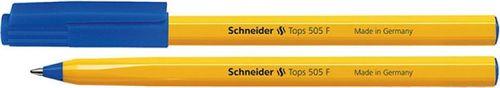 Schneider Długopis Tops 505F niebieski
