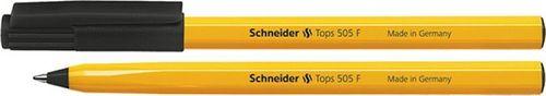 Schneider Długopis Tops 505F czarny