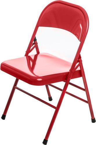 D2 Design Krzesło Cotis red