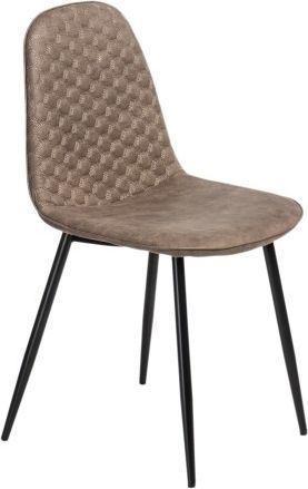 D2 Design Krzesło Hiko Brandy