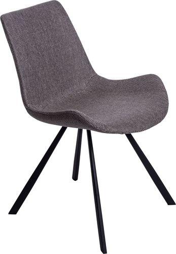 D2 Design Krzesło Jord jasnoszare 1107