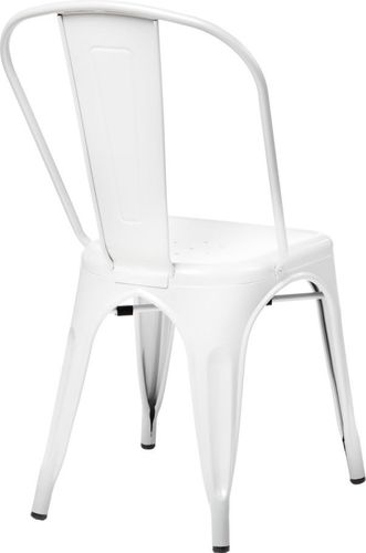 D2 Design Krzesło Paris białe