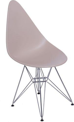 D2 Design Krzesło Rush DSR beżowe