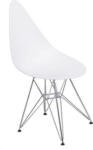 D2 Design Krzesło Rush DSR białe