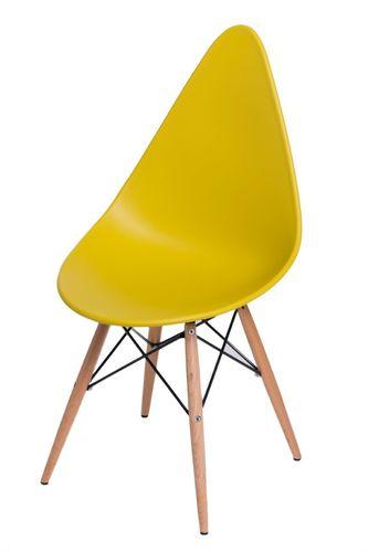 D2 Design Krzesło Rush DSW oliwkowe