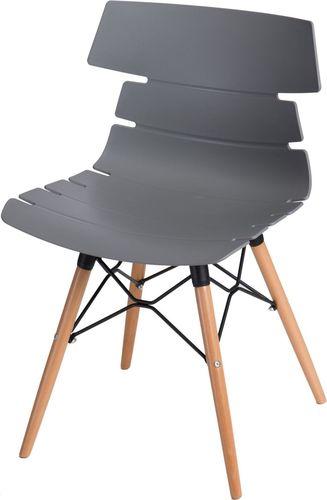 D2 Design Krzesło Techno DSW szare