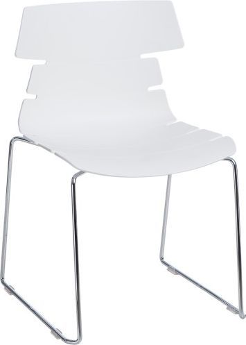 D2 Design Krzesło Techno SL białe
