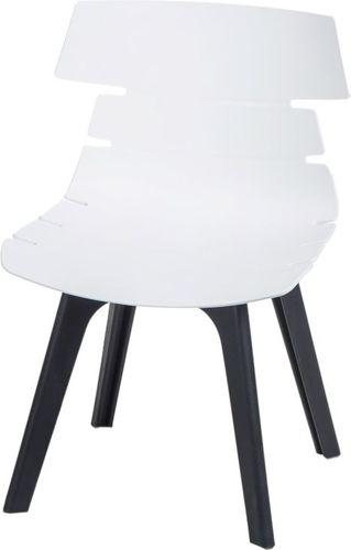 D2 Design Krzesło Techno STD PP białe