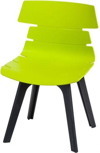 D2 Design Krzesło Techno STD PP zielone