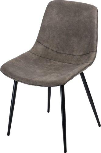D2 Design Krzesło Vigo brązowe 1024