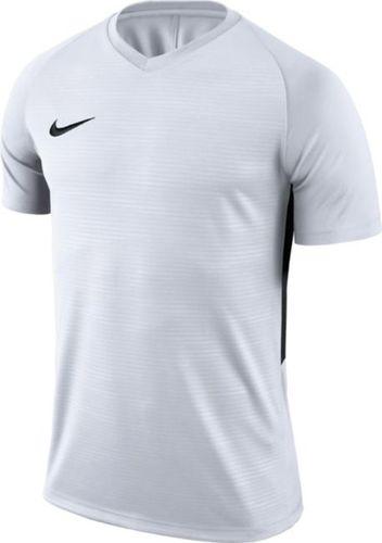 Nike Koszulka Nike Y NK Dry Tiempo Prem JSY SS biała r. XL (158-170cm)