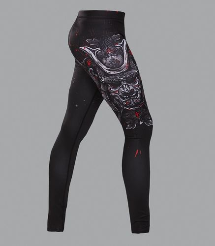"Ground Game Sportswear Legginsy ""Samurai Mask"" 134 cm"