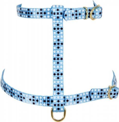 Zolux Szelki nylonowe Colorful 10 mm niebieskie