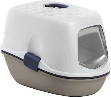 Zolux Toaleta FURBA z sitkiem 39x59x43 cm kol. jasnobrązowy